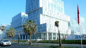 Bureau D Ude Batiment Casablanca Casablanca Construit Rêve De Place économique Internationale