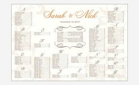 wedding seat chart template wedding seating chart template excel facile see exle bn