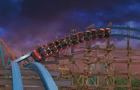 Goliath Six Flags Georgia Sfog 2018 Twisted Cyclone Rmc Georgia Cyclone Theme Park News