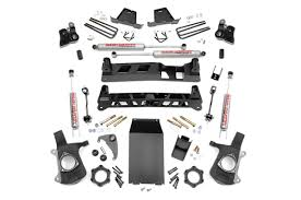 Old Ford Truck Lift Kits - 6in suspension lift kit for 99 06 chevy gmc 4wd 1500 pickup