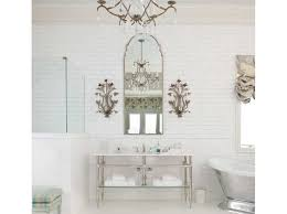 brushed nickel towel bar mediterranean bathroom to obviously d for