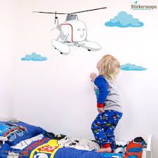 harold the helicopter wall sticker thomas friends harold the helicopter wall sticker thomas the tank engine stickerscape uk