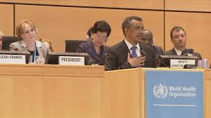 who new director general united nations audiovisual library