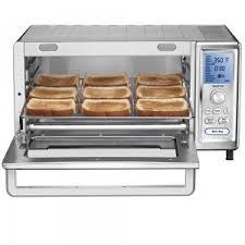 Cuisinart Tob 195 Exact Heat Toaster Oven Broiler Stainless Cuisinart Tob 260 Vs Breville Bov800xl Smart Oven Ybkitchen