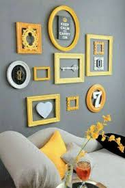 Yellow Room Decor Best Wall Room Decor Contemporary Wall Design