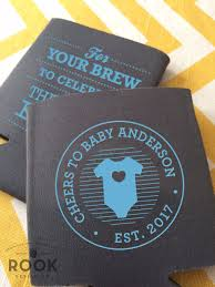 baby shower koozies weekly recap new baby shower designs in the shop rook design co