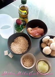 cuisiner avec le thermomix risotto poulet et chignon avec thermomix ou pas mélie mélo