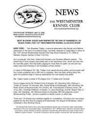 westminster bluetick coonhound 2016 2016 judging panel westminster kennel club