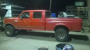 1996 ford f250 7 3l powerstroke diesel crew cab for sale