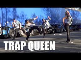 tutorial dance trap queen fetty wap trap queen danceontrap youtube