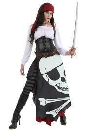 Pirate Halloween Costume Women Women U0027s Pirate Flag Gypsy Costume