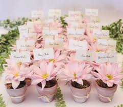 flower pot favors join us in the garden of one of the best ways to keep your