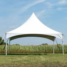 canopy tent rental 20ft x 20ft high peak tent rentals by party rentals online