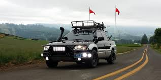 subaru pickup concept ryan callas u0027 off road ready 2003 subaru baja subaru