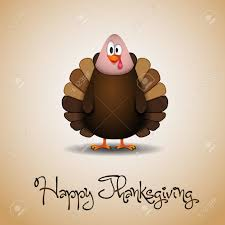 thanksgiving turkey vector royalty free cliparts