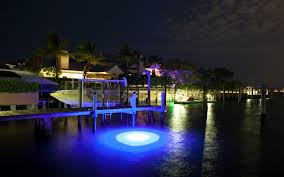 underwater dock lights premier led technology aqua dock lights