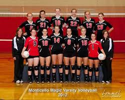 northern lights volleyball mn monticello girls volleyball