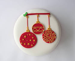 Easy Cake Decoration At Home Easy Xmas Cake Decorating Ideas Nice Home Design Beautiful On Easy