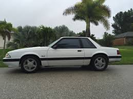 1990 mustang coupe for sale ford mustang coupe 1990 white for sale 1facp40e2lf155622 1990