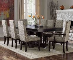 Round Glass Dining Table Wood Base Dining Room Tables Sets Provisionsdining Com