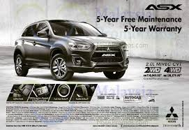 asx mitsubishi 2015 mitsubishi asx features u0026 price 12 may 2015