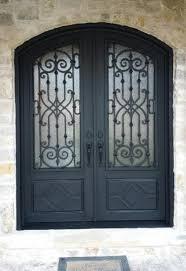 eyebrow iron doors salazar ornamental iron design