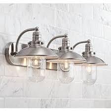Brushed Nickel Light Fixtures Valuable Design Brushed Nickel Bathroom Light Fixtures Steel