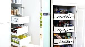 placard de cuisine tiroir interieur placard cuisine tiroirs rangement placards de