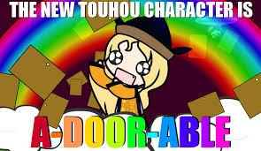 Touhou Memes - memes on walfas organization deviantart
