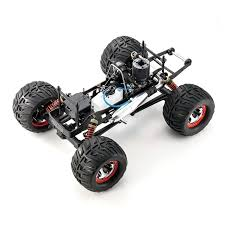 monster truck nitro 3 amazon com kyosho mad force kruiser 2 0 nitro powered assembled