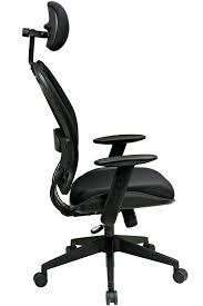 55403 office star air grid mesh high back office chair mesh