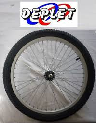 chambre a air velo 20 pouces roue arrière bmx 20 pouces dirt freestyle jante pneu chambre