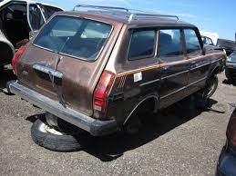 classic subaru wagon junkyard find 1979 subaru gl wagon the truth about cars