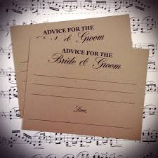 advice cards for and groom best 25 wedding advice cards ideas on bridal shower