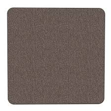 Pebble Area Rug Skid Resistant Carpet Indoor Area Rug Floor Mat Pebble Gray 3