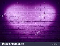 pink brick wall with heart shape light effect and shadow abstract
