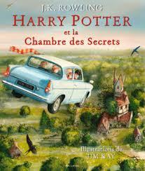 harry potter et la chambre des secrets livre audio harry potter et la chambre des secrets albums junior livres pour