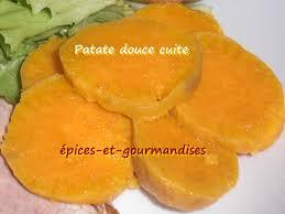 patate douce cuisine tout sur les patates douces à l eau light épices et