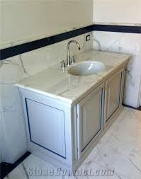 creative of marble bathroom vanity tops statuario carrara marble