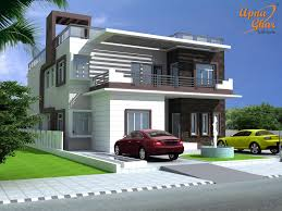 Triplex House Plans 5 Bedrooms Duplex 2 Floors House Design In 450m2 18m X 25m