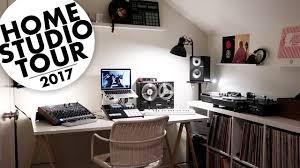 thomann studio desk beatmakers home studio setup youtube