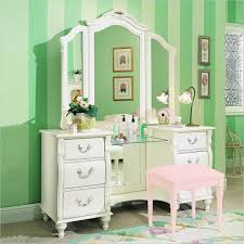 furniture attractive green and white stripes wall painting idea