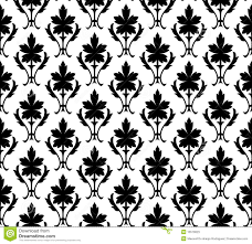 seamless pattern wallpaper floral stock vector image 16570023