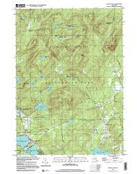 Us Map Topography New York Topo Maps 7 5 Minute Topographic Maps 1 24 000 Scale