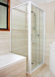 Sliding Shower Screen Doors Sliding Shower Doors Shower Solution