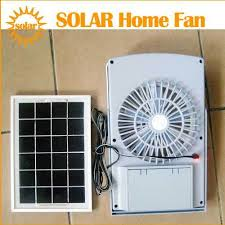 battery powered extractor fan outdoor lighting solar panel powered room fan rechargeable sun cell