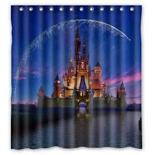 Star Shower Curtains Must Have Disney Shower Curtains For Everyone