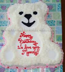 childrens cakes adorable teddy childrens cakes and decorating tips
