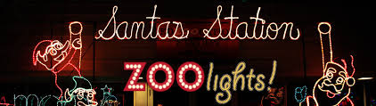zoo lights at hogle zoo visit santa utah s hogle zoo