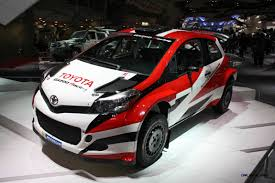 toyota rally car toyota aygo rally car copy